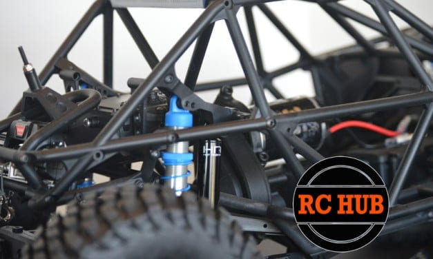 Axial Bomber  –  The Build Gallery