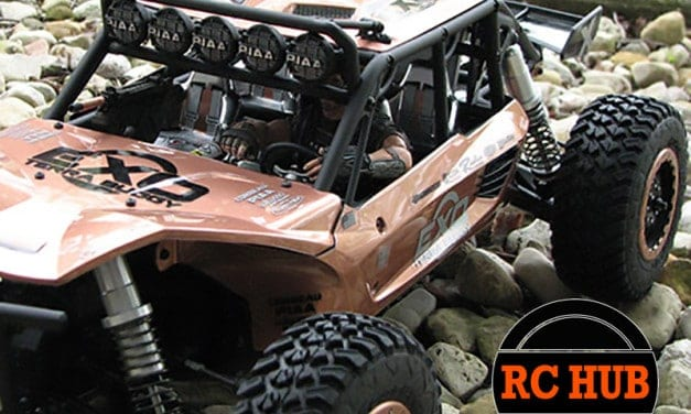 ANYONE REMEMBER the AXIAL EXO???
