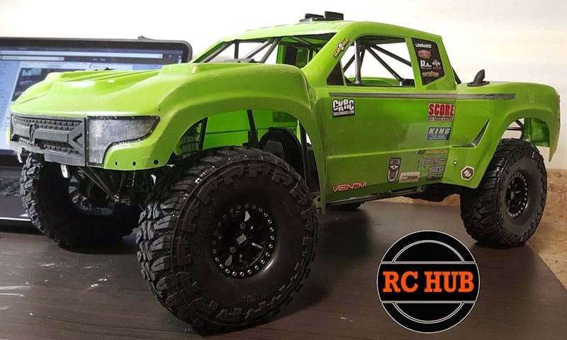 rcx racing with Custom Trophy Truck Build on Displayimage as well 2006 in addition 001 as well Custom Trophy Truck Build together with Fusion Beadlock Rear Wheel.