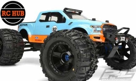 PRO-LINE LAUNCHES THE 2017 FORD RAPTOR BODY TOMORROW
