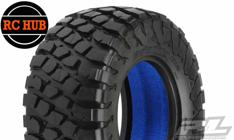 RCHUB TIRE WITH FOAM