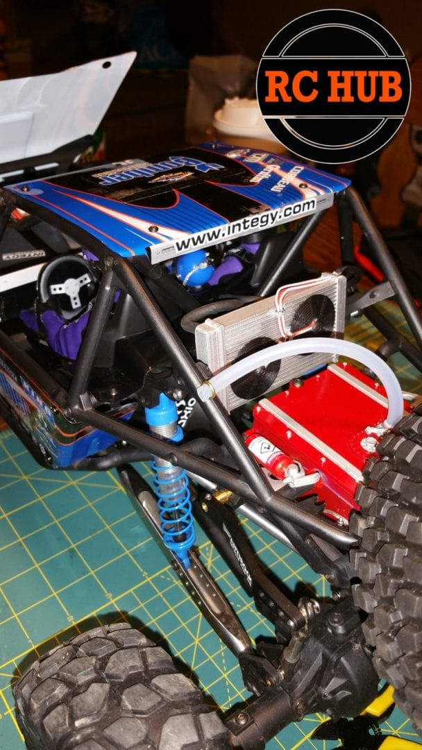 RC HUB RYAN'S BUILD 2