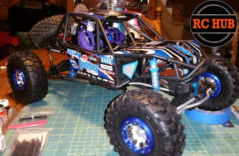 RC HUB RYAN'S BUILD 6