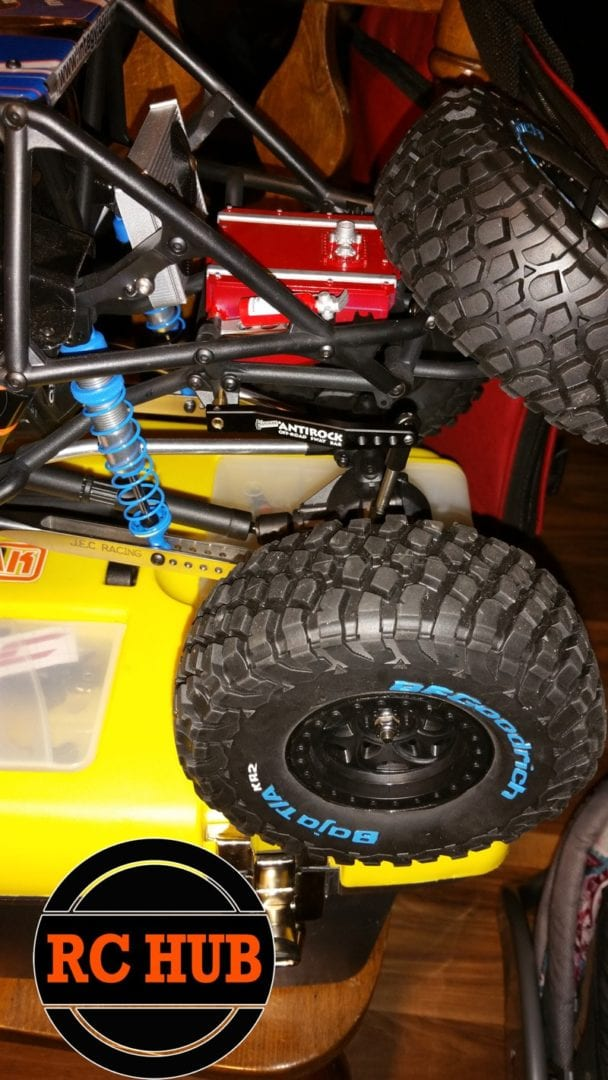 RC HUB RYAN'S BUILD 9