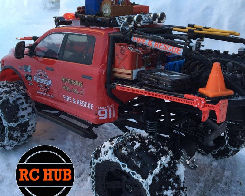 FAN FRIDAY – MUNSTER RC CREATIONS