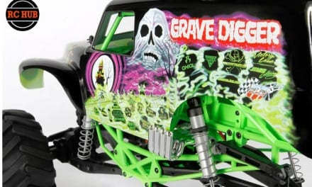 AXIAL MONSTER LOVE
