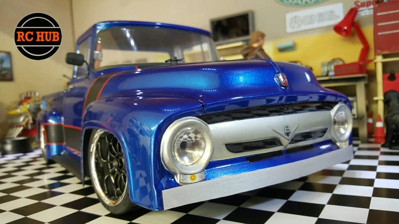FAN FRIDAY FEATURED BUILD BY GUS AT RC KUSTOMS