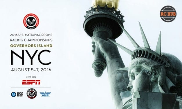 2016 NATIONAL DRONE CHAMPIONSHIP – NYC