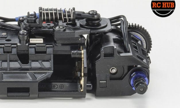 KYOSHO'S MM2 Chassis Set