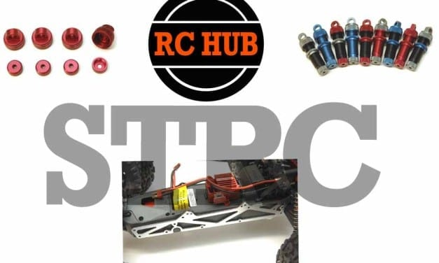 ST RACING CONCEPTS NEW BITS AND BOBS