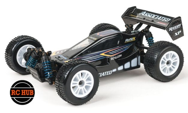 TEAM ASSOCIATED IS FLEXING THEIR 1:18 SCALE MUSCLES