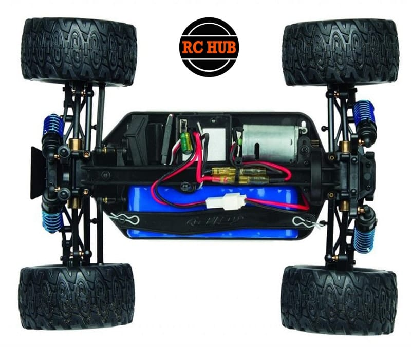 RC HUB TEAM ASSOCIATED RIVAL 18TH SCALE 6
