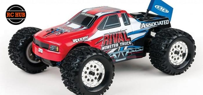 RC HUB TEAM ASSOCIATED RIVAL 18TH SCALE 7