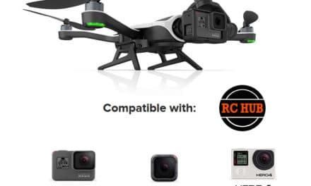 KARMA IS A …… DRONE… GIMBAL AND BACKPACK… OHHH MY!