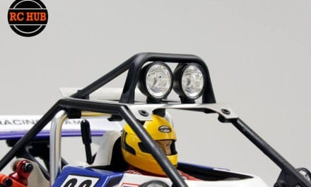 KYOSHO RE-RELEASE OF TURBO SCORPION