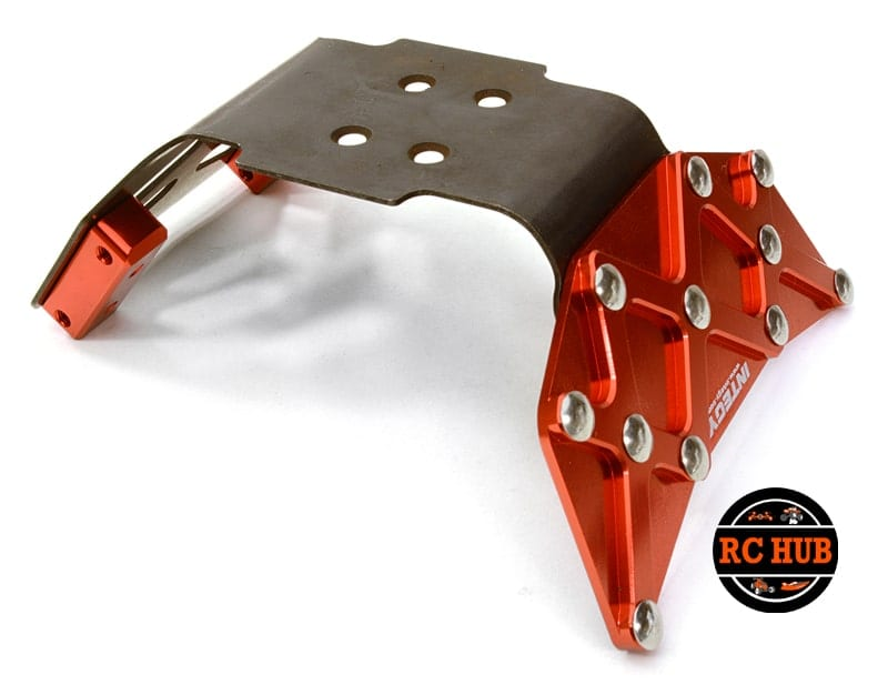 rc-hub-integy-billet-machined-front-skid-plate-for-hpi-10th-jumpshot-mt-red