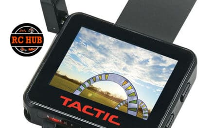 TACTIC FPV FROM YOUR WRIST………