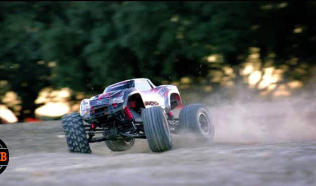X-MAXX 8S RTR AND HOP UP KIT
