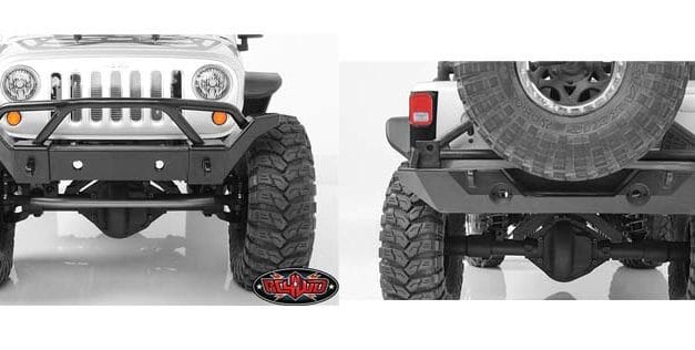 RC4WD AXLE OPTIONS