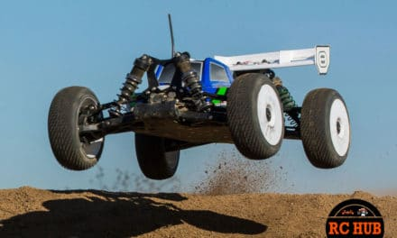 TIME TO BUGGY WITH LOSI