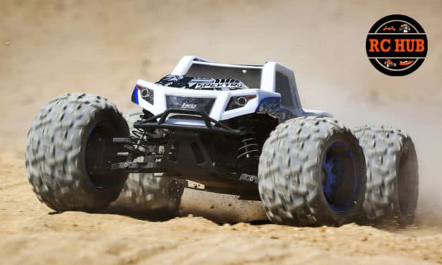 TAKE A TREK WITH LOSI