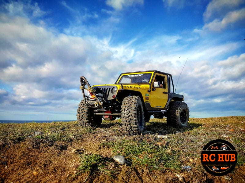 FAN FRIDAY FEATURED BUILD BY JOSH MORGAN FROM SCALE ADVENTURERS