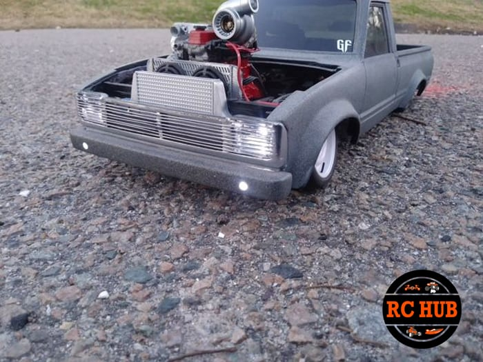 FAN FRIDAY FEATURED BUILD BY JAMES SHELTON