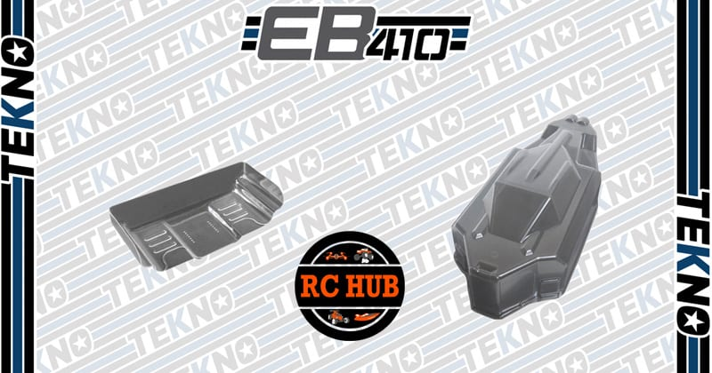 TEKNO EB410 BODY AND WING