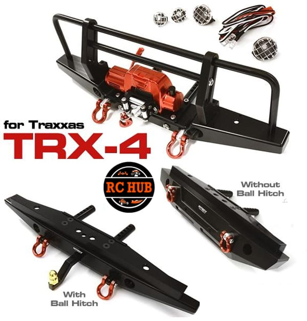 TRX-4 BUMP ALL YOU WANT