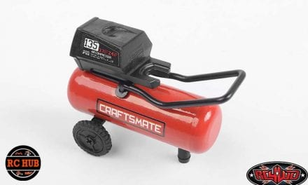 RC4WDGARAGE SERIES 1/18TH SCALE AIR COMPRESSOR