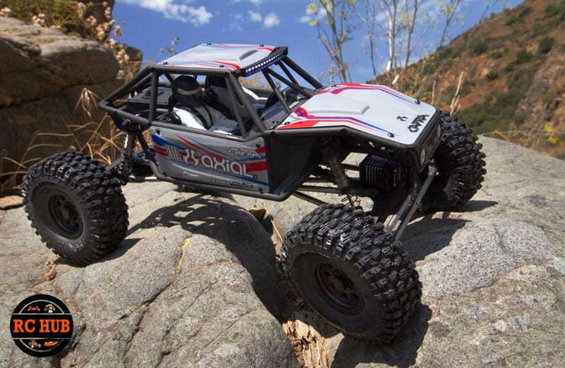 Axial 1/10 Capra 1.9 Unlimited Trail 4WD Buggy Kit