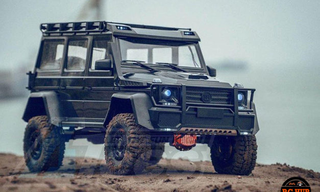 Traction Hobby 1/8 Brabus G550 4X4 Cawler RTR