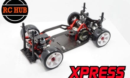 XPRESSO  K1 CHASSIS WILL WAKE YOU UP
