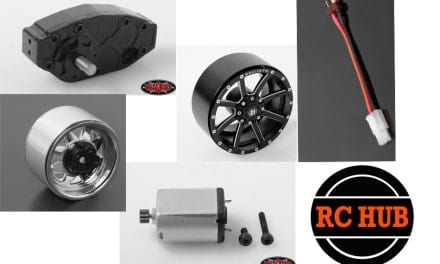 RC4WD GOODIES TO ENLIGHTEN YOUR DAY