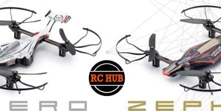 KYOSHO'S DRONES HOVERING NEAR US SOON