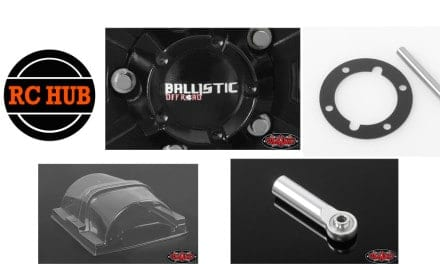 SOME NEW PRODUCTS FROM RC4WD