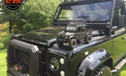 RC4WD SHRINK RAYS LAND ROVER
