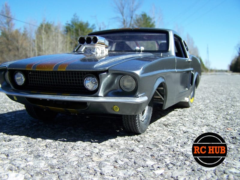 FAN FRIDAY FEATURED BUILD BY SALEY'S CUSTOM R/C