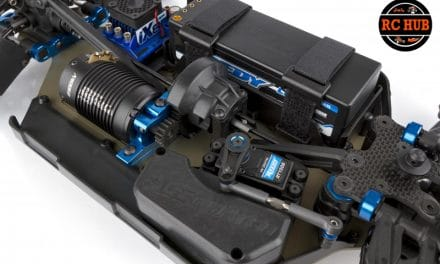 IT'S ELECTRIC….TEAM ASSOCIATED….NEW E KIT