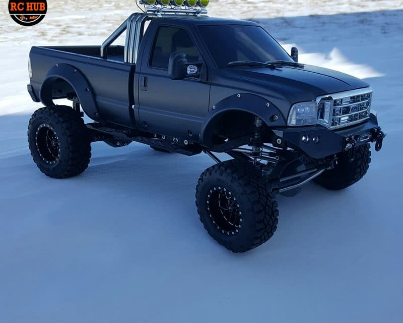FAN FRIDAY FEATURED BUILD BY CORDELL POINTER