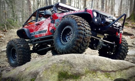 FAN FRIDAY FEATURED BUILD BY ANDREAS TRUEB