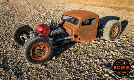 FAN FRIDAY FEATURED BUILD BY JOSH DUTTON