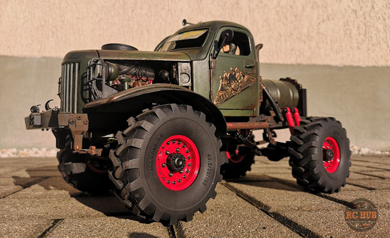 FAN FRIDAY FEATURED BUILD BY RALPH BAUER