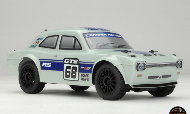 Carisma 1/24 4WD GT24 OffRoad Rally RTR EP