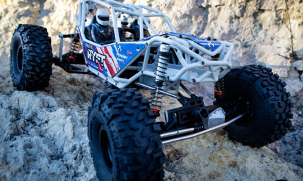 Axial RBX10 Ryft 4WD Rock Bouncer Kit